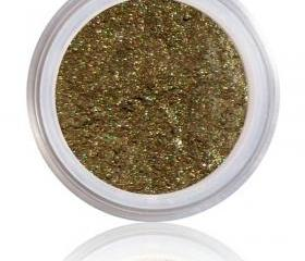 Olive Mineral Eyeshadow Eyeliner Pro Pigment - Not Bare Minerals, Mineral Fusion, MAC