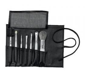 Sweet Roll - 7-Piece - Makeup Brush Set