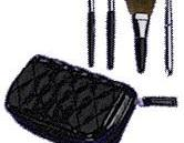 Jet Set - 4-Piece - Makeup Brush Set